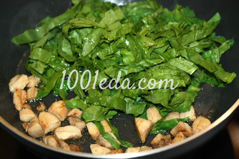 Рецепт омлета на сковороде пошагово 33
