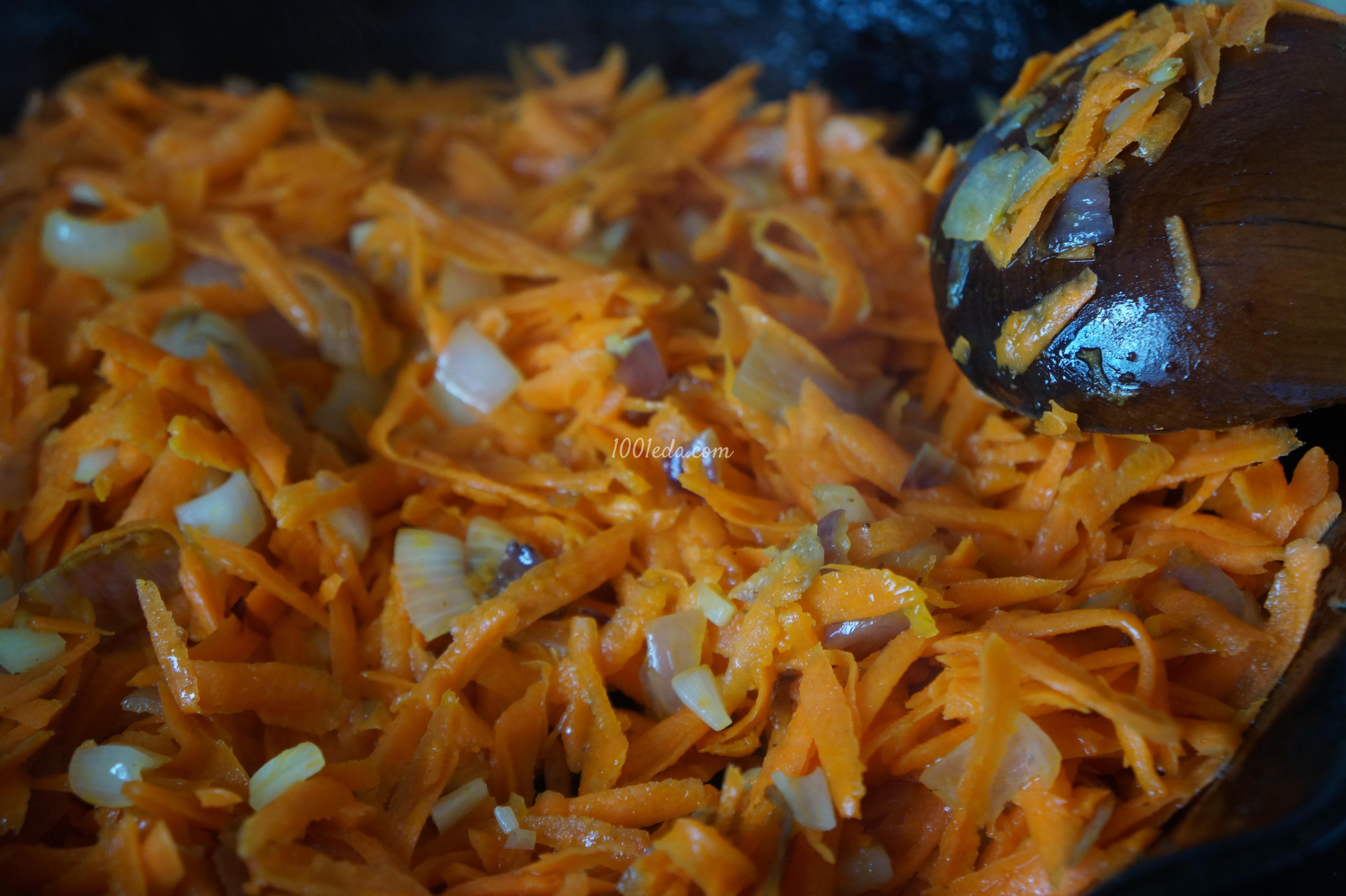Овощная запеканка с сосисками: рецепт с пошаговым фото - Шаг №3