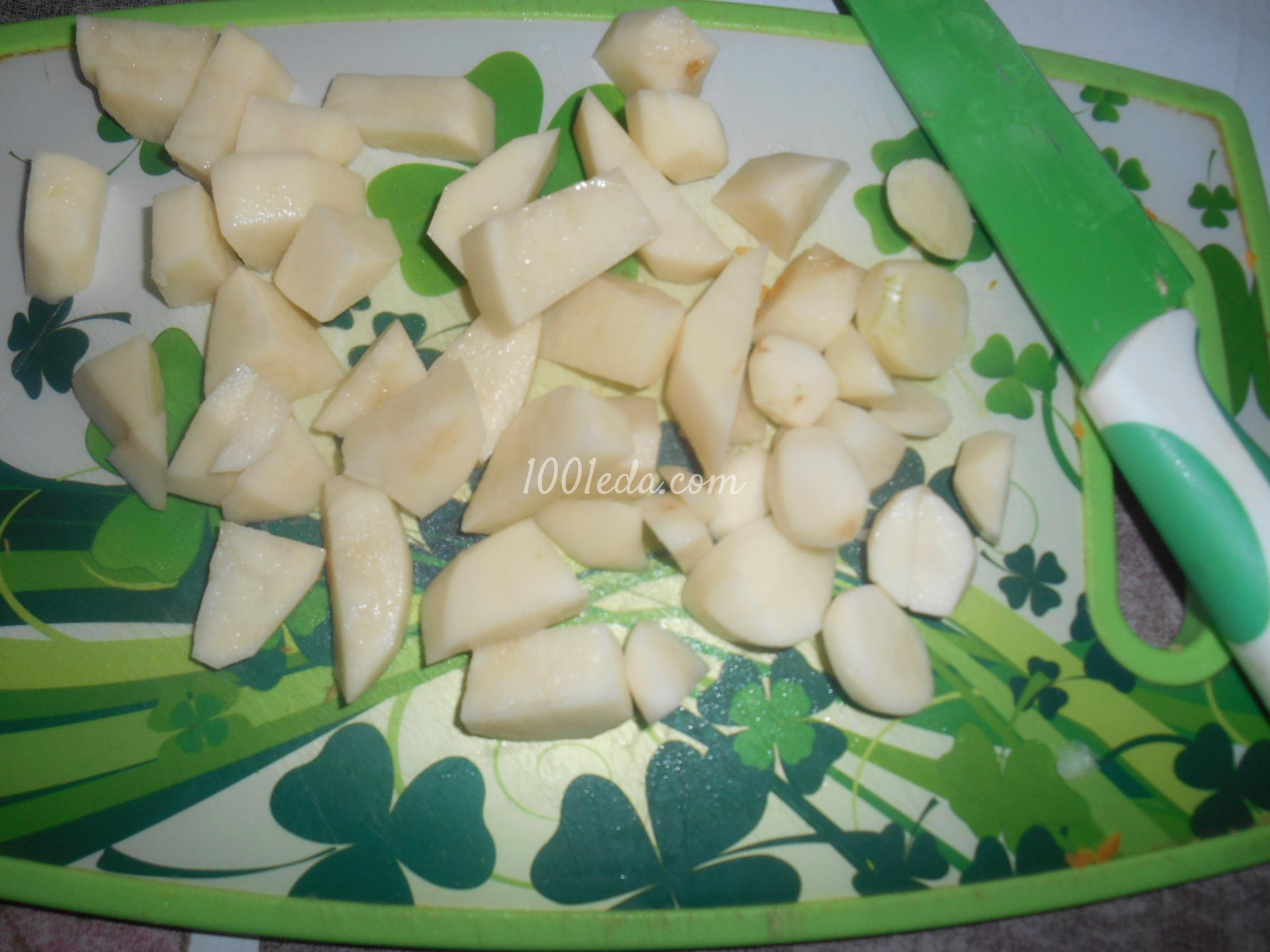 Блины с начинкой из творога рецепт с фото пошагово