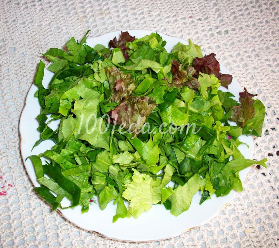 Овощной салат Ассорти: рецепт с пошаговым фото - Шаг № 4