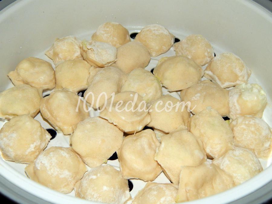Ленивые вареники из капусты рецепт пошагово