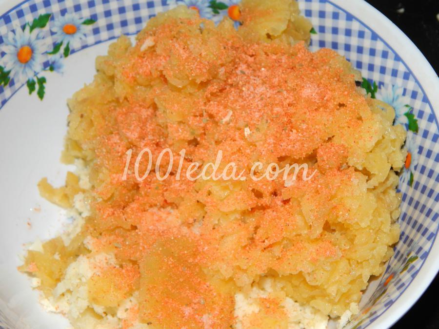 Картофельные кнедлики фото