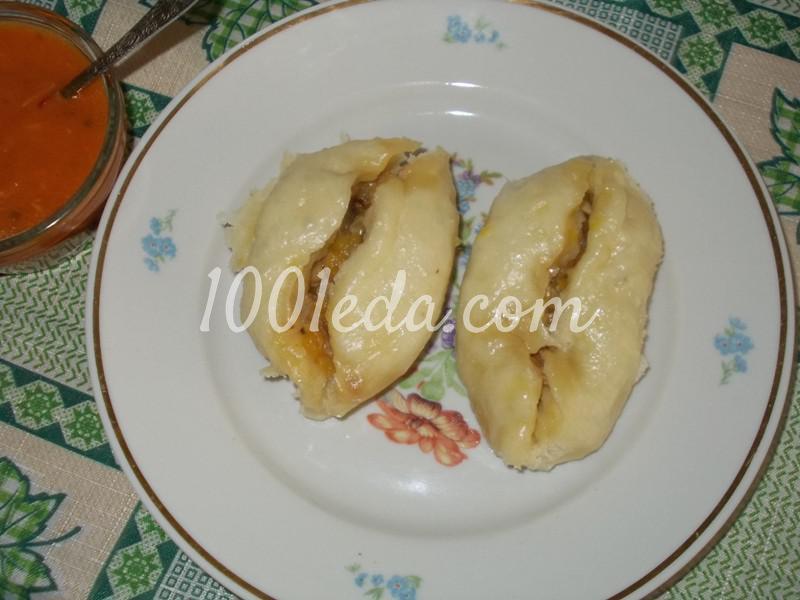 Пигоди в мультиварке рецепт с фото