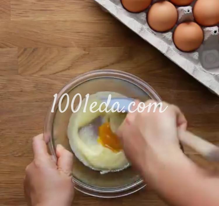 Паста из двух ингредиентов: пошагово с фото - Шаг №3