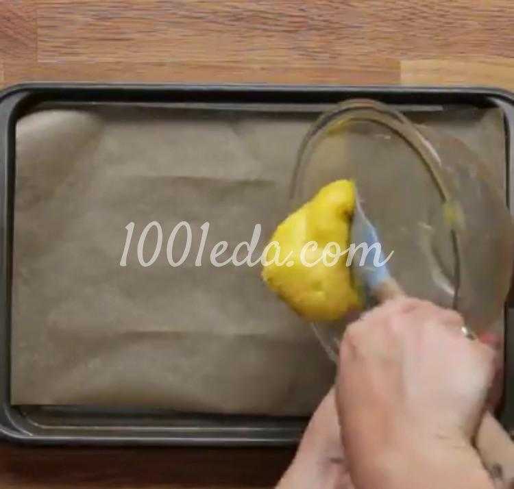 Паста из двух ингредиентов: пошагово с фото - Шаг №4