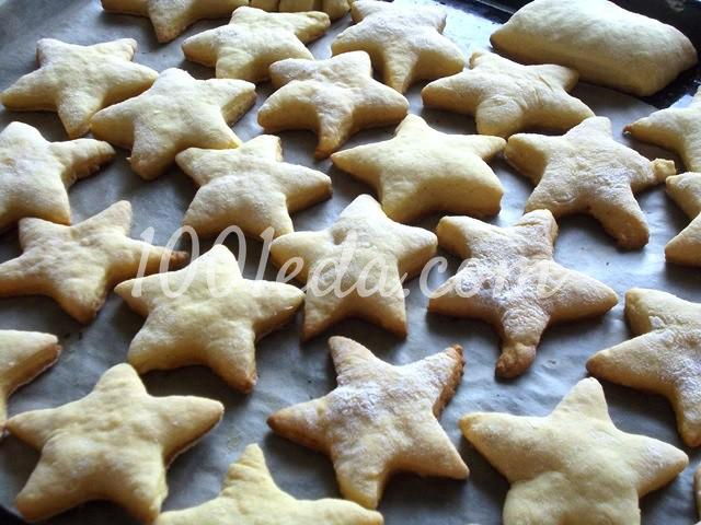 Печенье Домашнее: пошаговое фото - Шаг №4
