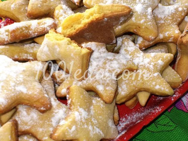 Печенье Домашнее: пошаговое фото - Шаг №5