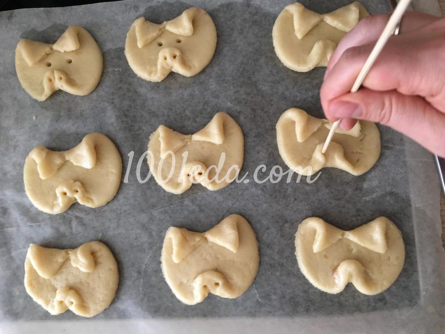 Печенье хрюшки: рецепт с пошаговым фото - Шаг №4