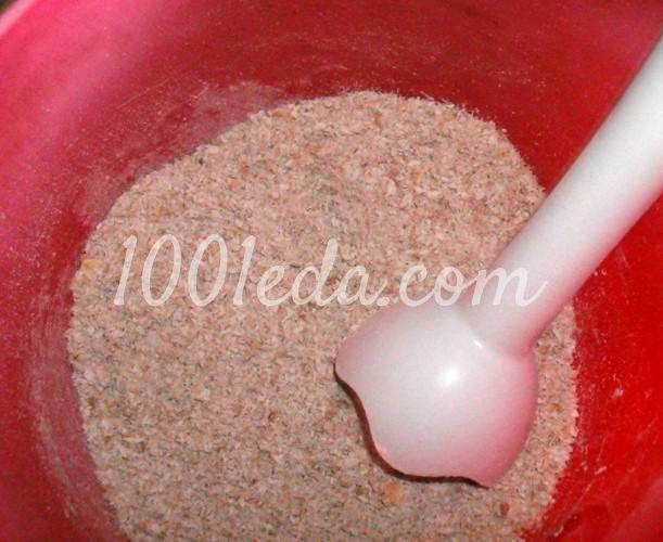 Печенье яблочно-овсяное: рецепт с пошаговым фото - Шаг №1