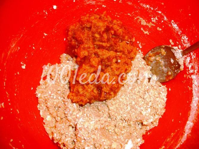 Печенье яблочно-овсяное: рецепт с пошаговым фото - Шаг №7