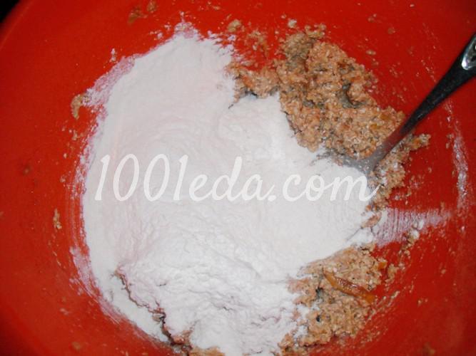 Печенье яблочно-овсяное: рецепт с пошаговым фото - Шаг №9