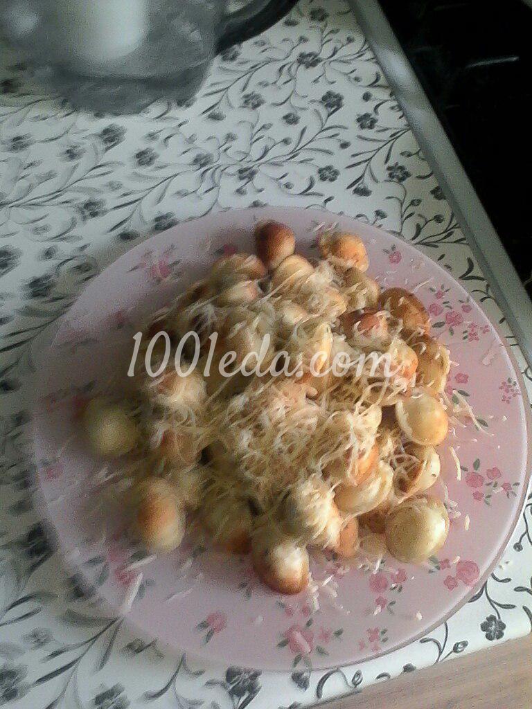 Пельмешки, пошаговый рецепт с фото
