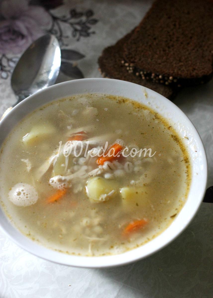 вкусный суп лапша с курицей рецепт пошагово