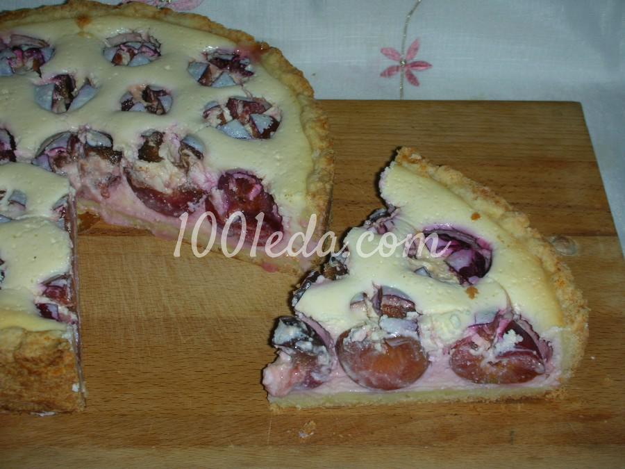 Песочный пирог рецепт с фото пошагово в домашних условиях 206