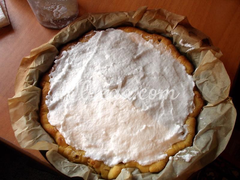 """Пирог """"Яблоки под снегом"""": пошаговый с фото - Шаг №6"""