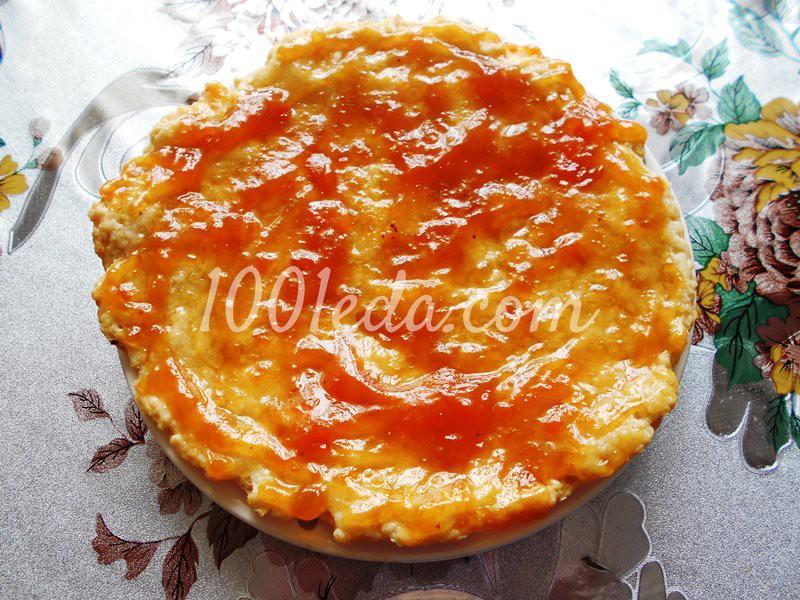 """Пирог быстрого приготовления """"Очередная выручалочка"""": пошаговое фото - Шаг №4"""