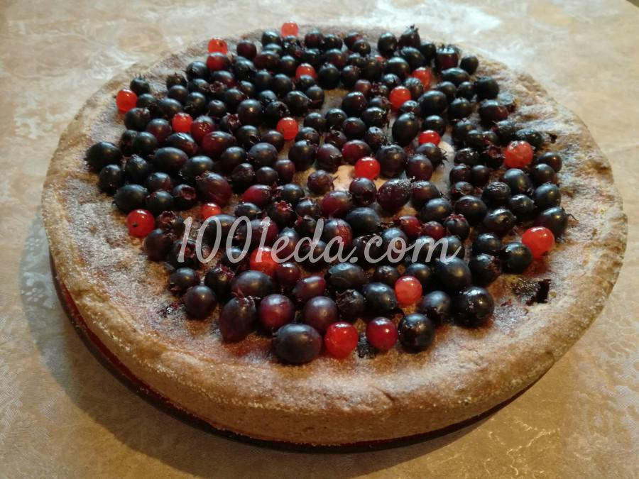 Пирог с иргой: пошаговый с фото - Шаг №4
