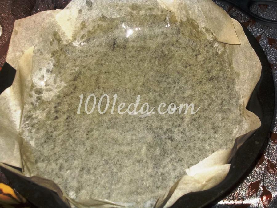 Пирог с тыквой из заливного теста на кефире: пошаговое фото - Шаг №3