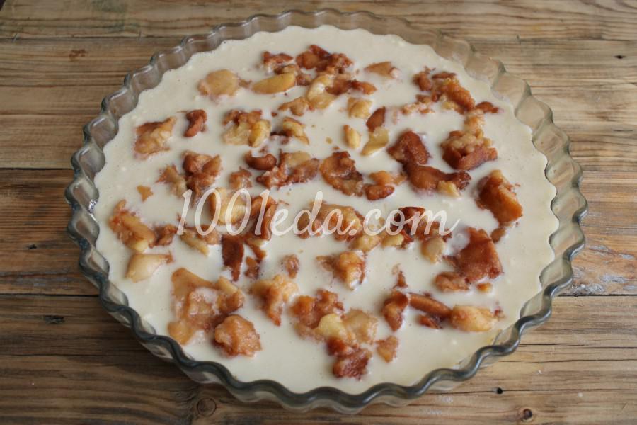 Пирог с вялеными яблоками: пошаговый с фото - Шаг №5