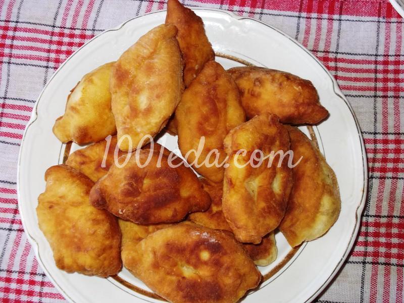 Пирожки на кефире с картофельной начинкой - Шаг №5
