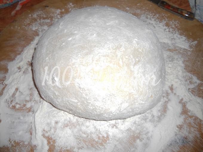 Плюшки московские: рецепт с пошаговым фото - Шаг №3