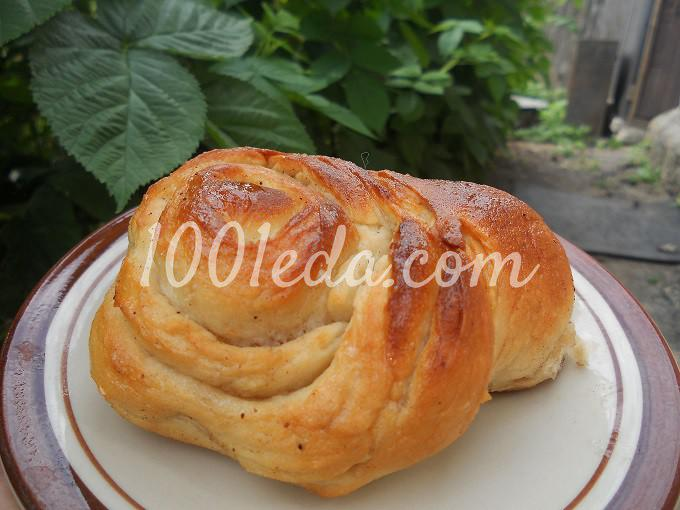 Плюшки московские: рецепт с пошаговым фото - Шаг №8