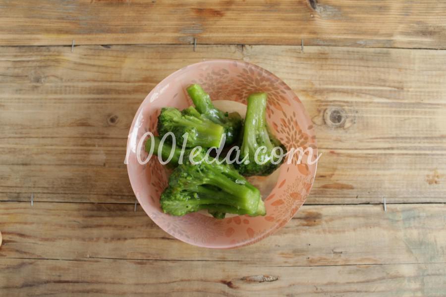Полезная жареная капуста брокколи: пошаговый с фото - Шаг №1