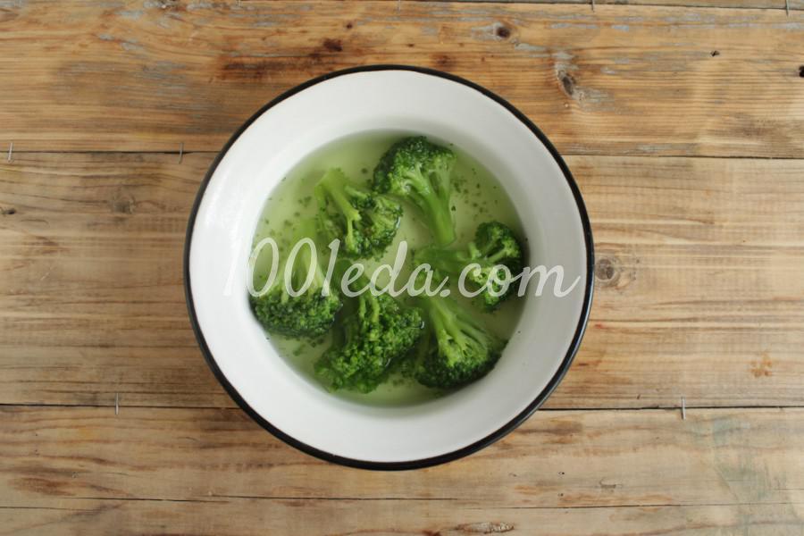 Полезная жареная капуста брокколи: пошаговый с фото - Шаг №2