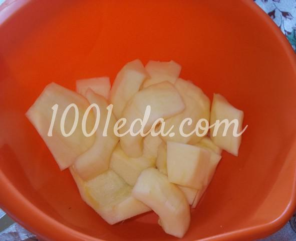 Полезнейшее пюре из тыквы и кабачка для деток и взрослых: пошаговое фото - Шаг №1