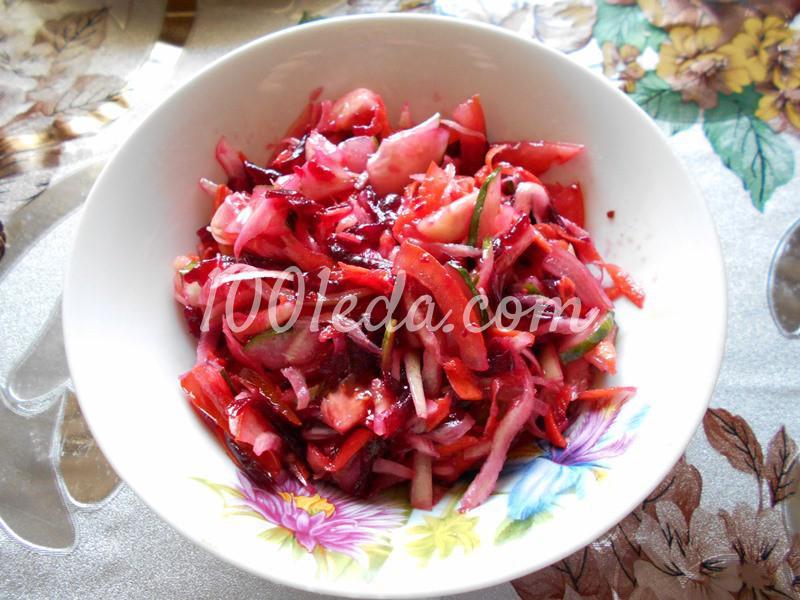 Полезнейший салат для поста и не только: пошаговый с фото - Шаг №5