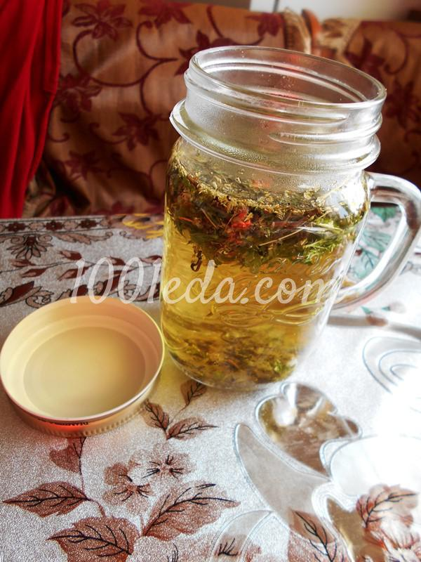 Полезный травяной напиток для поста: пошаговый с фото - Шаг №2
