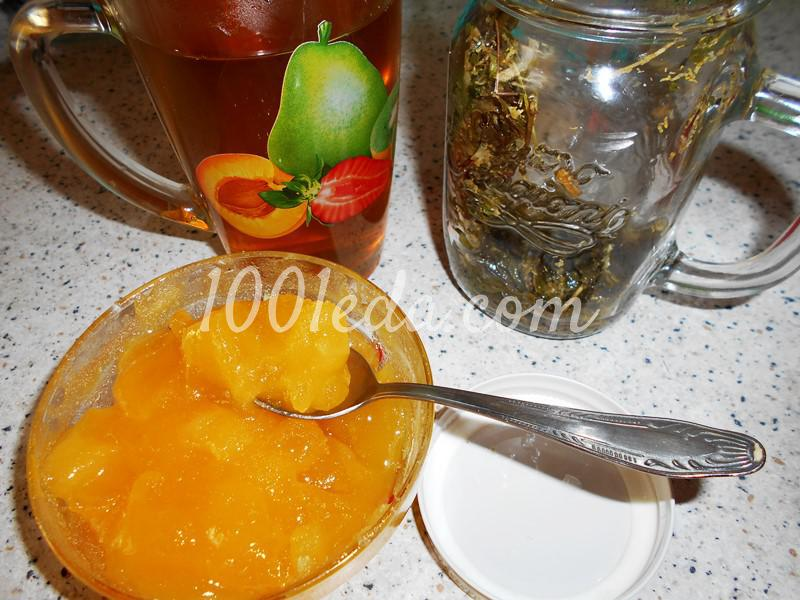 Полезный травяной напиток для поста: пошаговый с фото - Шаг №4