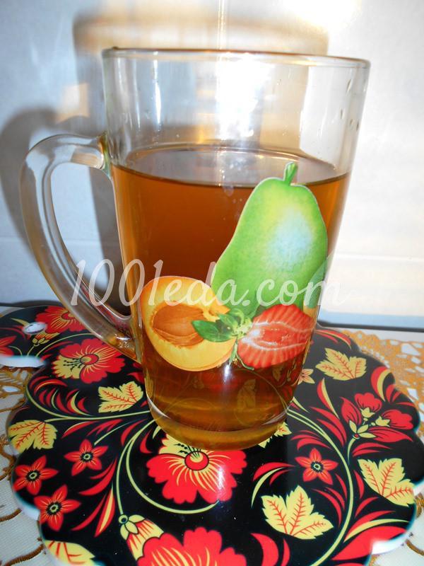 Полезный травяной напиток для поста: пошаговый с фото - Шаг №5