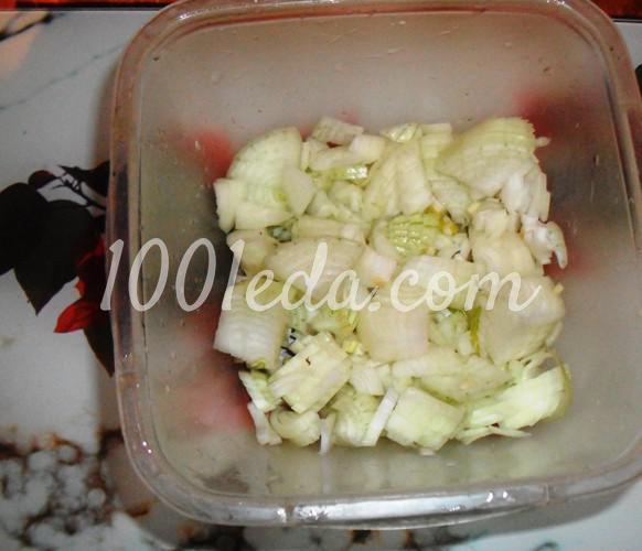 Постная гречневая каша с грибами в мультиварке: рецепт с пошаговым фото - Шаг №2
