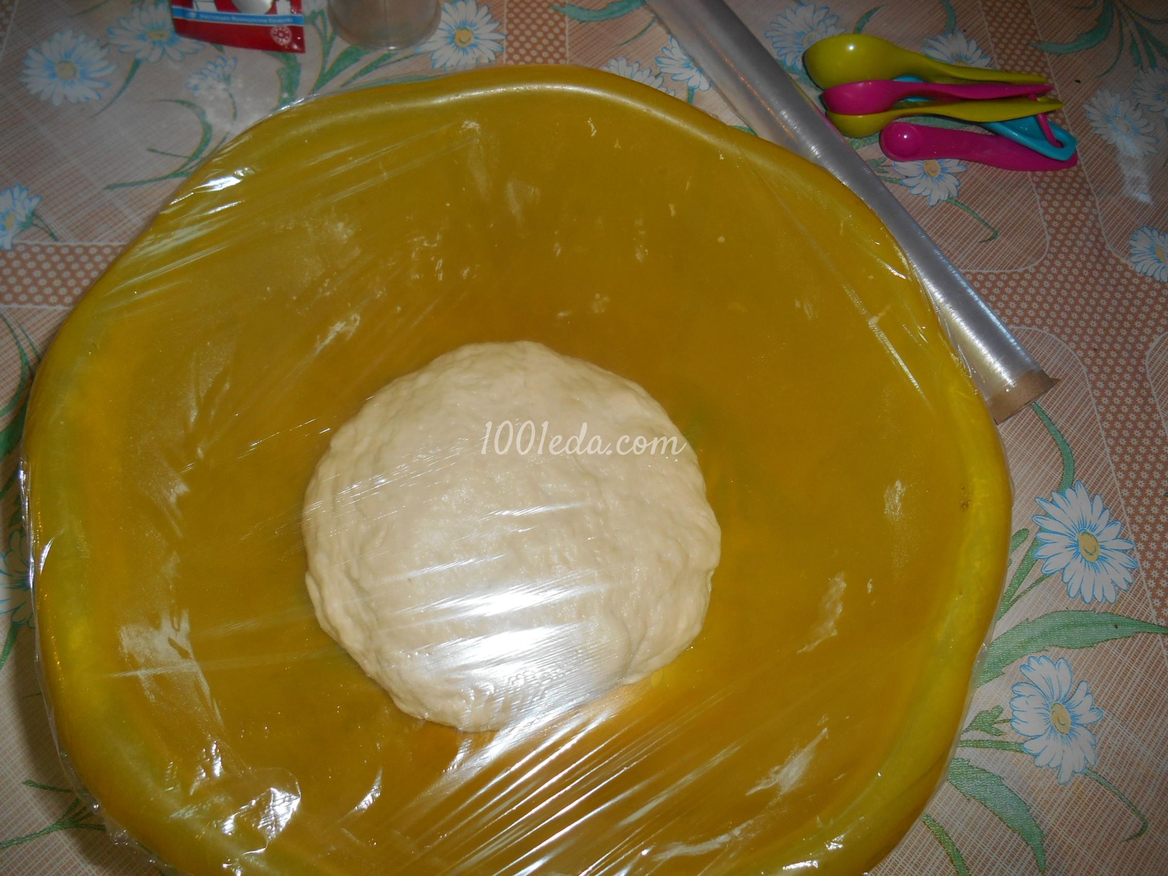 Постные пончики рецепт с пошагово
