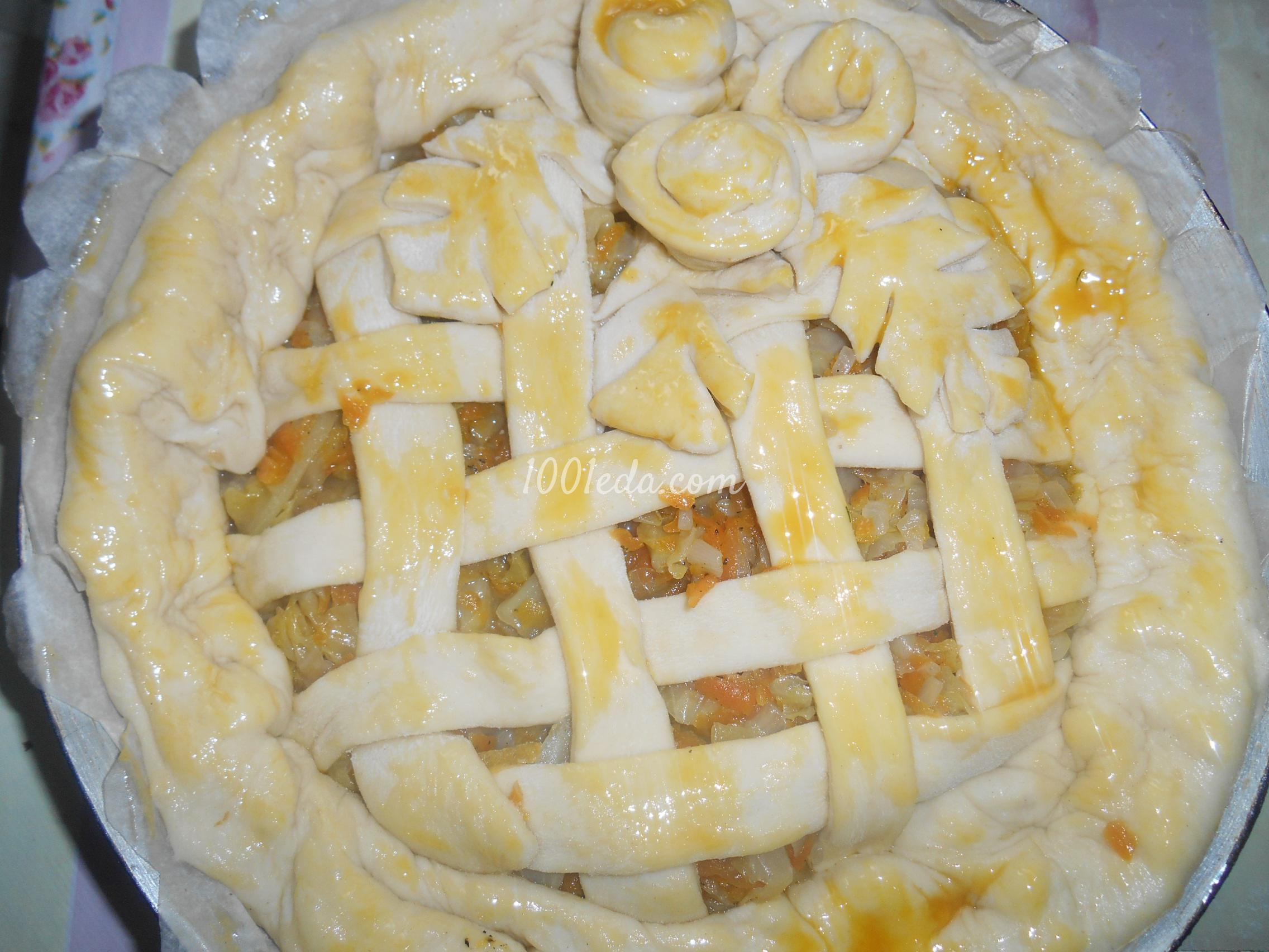 Пироги осетинский рецепты простые в домашних условиях