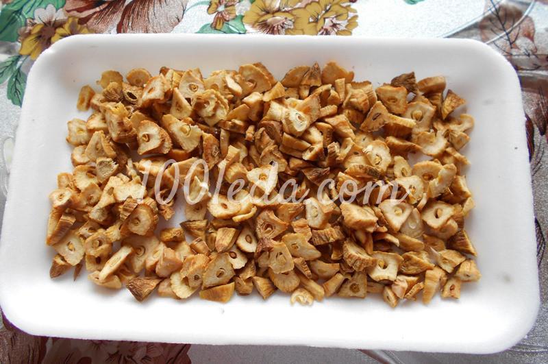 Приготовление чесночного порошка - просто, экономно, натурально - Шаг №2