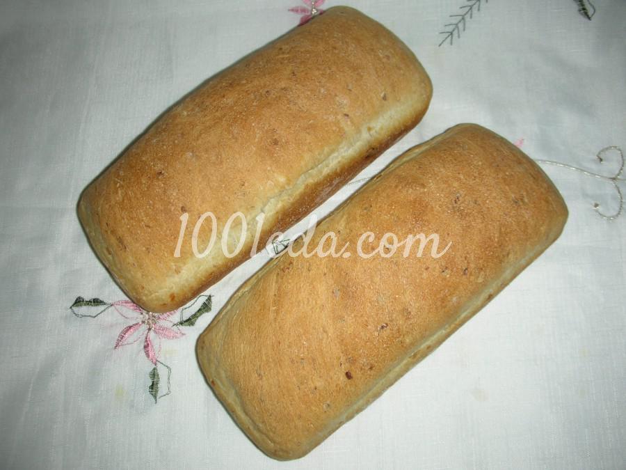 Простой безопарный луковый хлеб: рецепт с пошаговым фото - Шаг №18