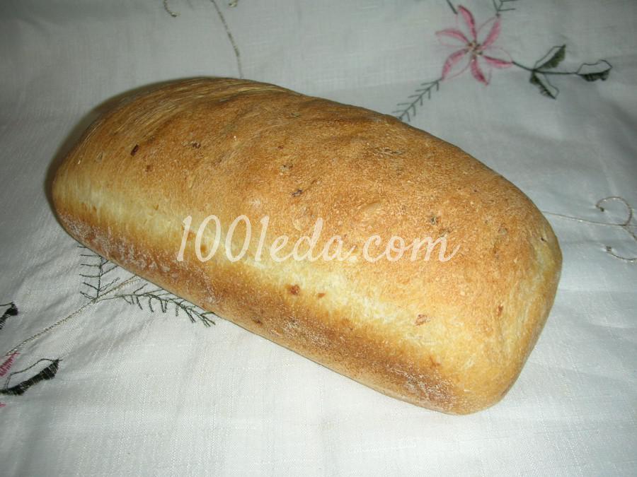 Простой безопарный луковый хлеб: рецепт с пошаговым фото - Шаг №19