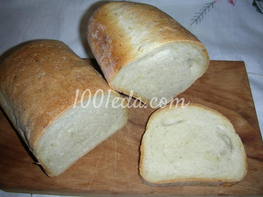 Простой безопарный луковый хлеб: рецепт с пошаговым фото - Шаг №20