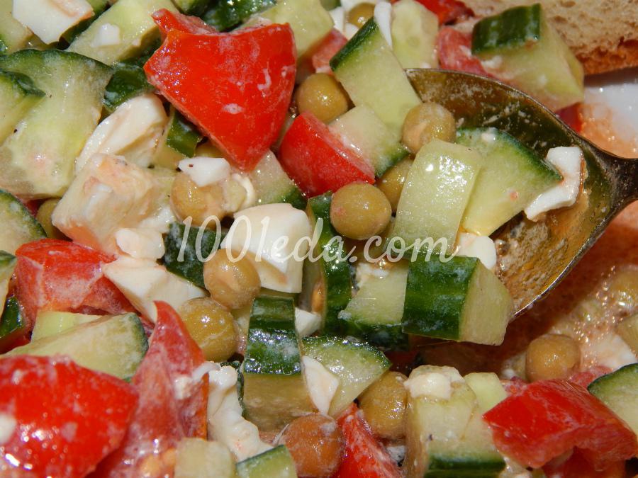 Салаты с оливковым маслом рецепты простые