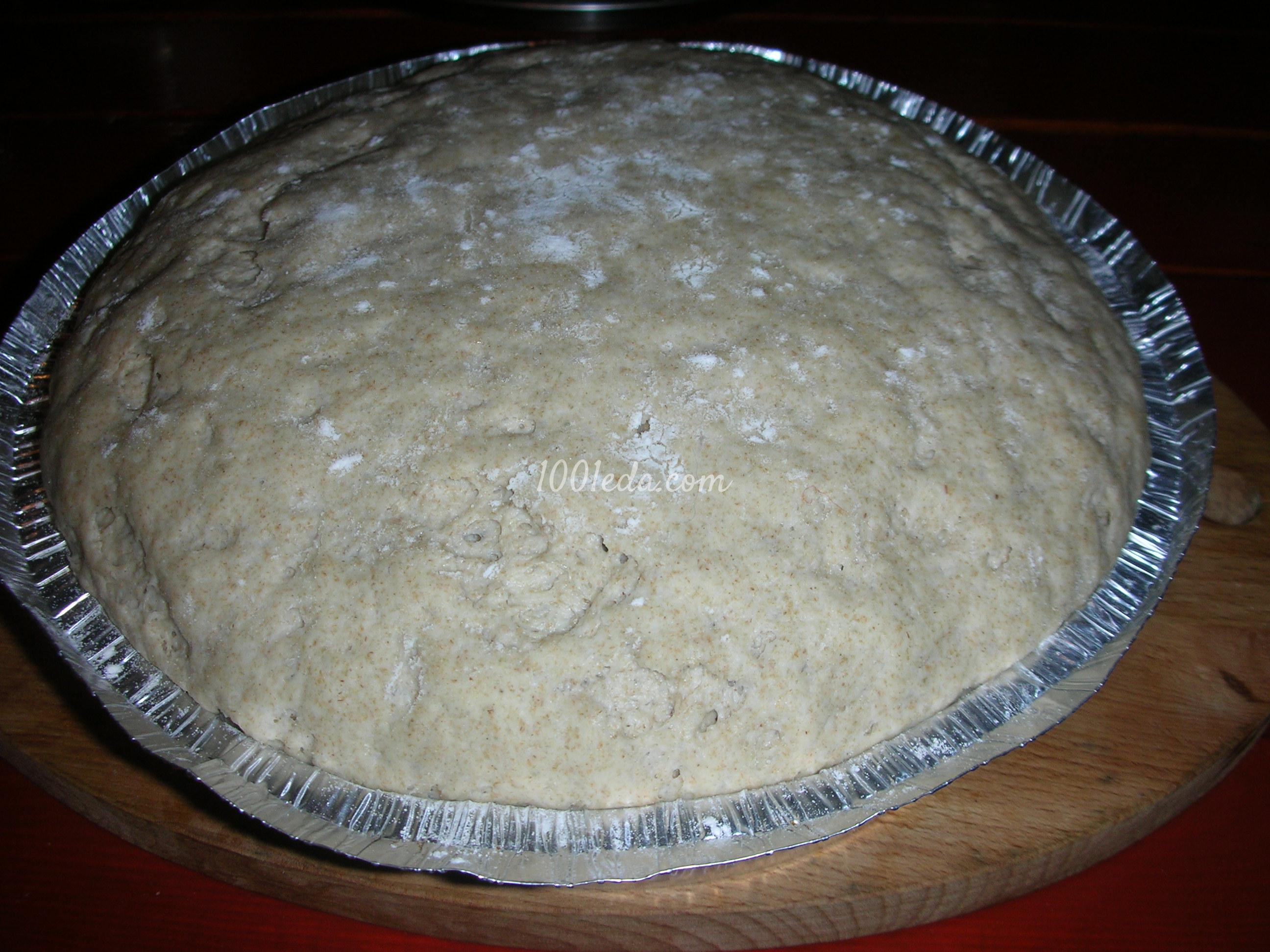 Хлеб на кефире в духовке рецепты с пошагово