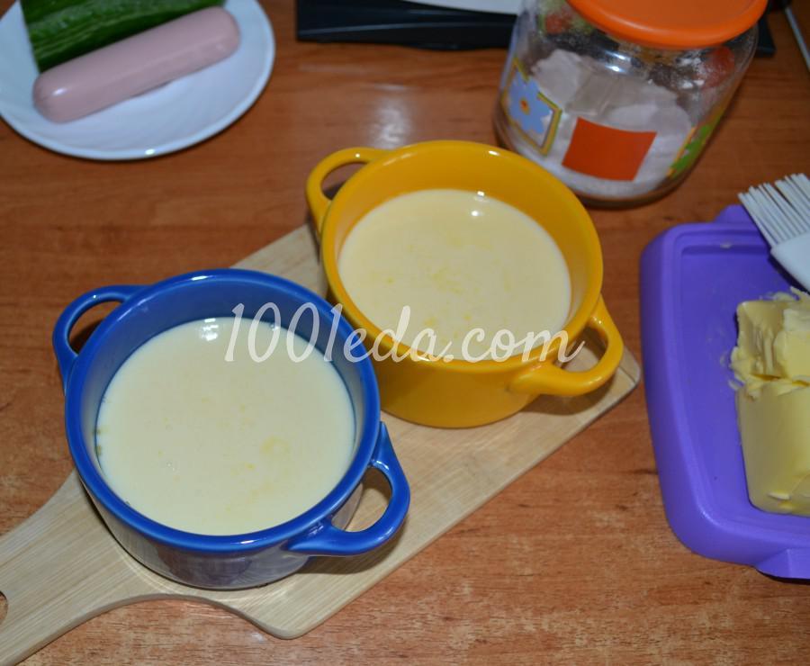 Пышный омлет в духовке: пошаговый с фото - Шаг №6
