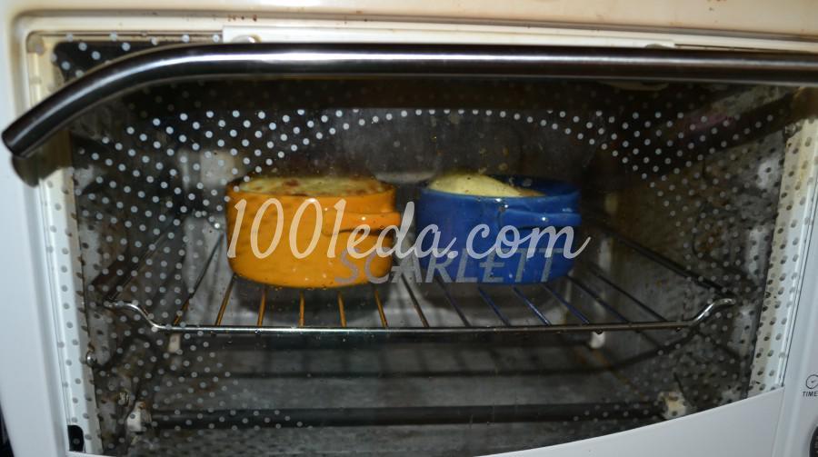 Пышный омлет в духовке: пошаговый с фото - Шаг №7