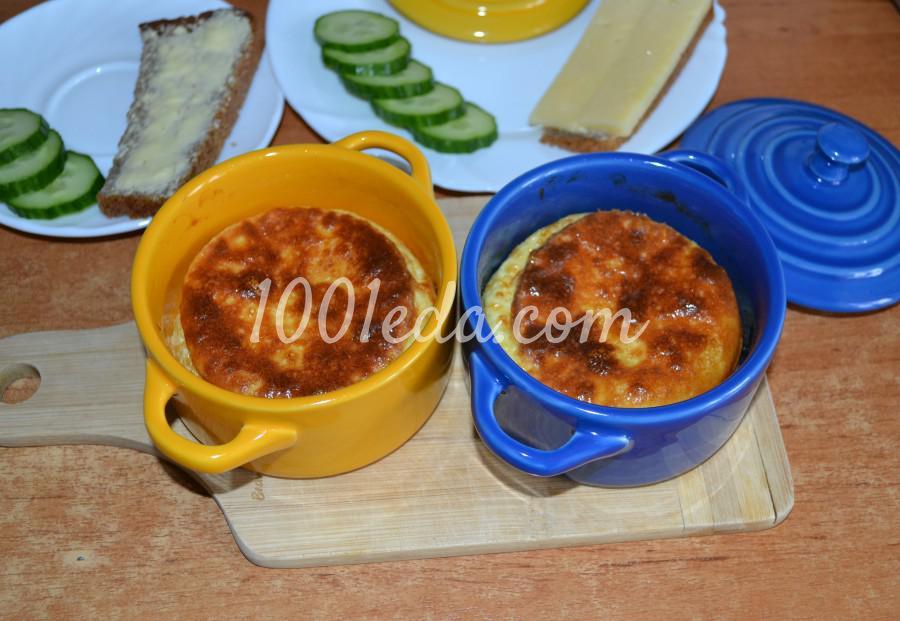 Пышный омлет в духовке: пошаговый с фото - Шаг №8