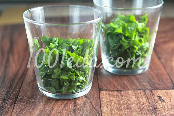 Радужный салат в стакане: рецепт с пошаговым фото - Шаг №1