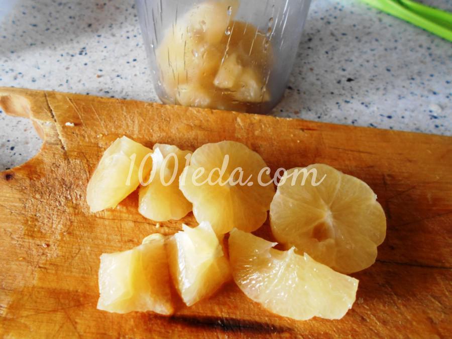 """Рецепт-совет: """"Лимон в сахаре"""": пошаговый с фото - Шаг №1"""