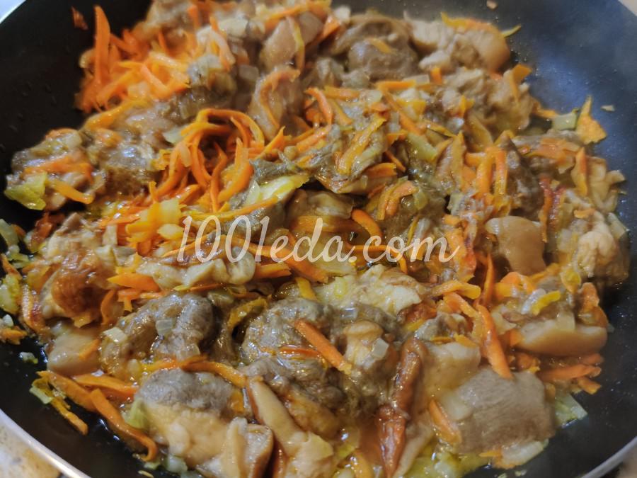 Рис с грибами: пошаговое фото - Шаг №1