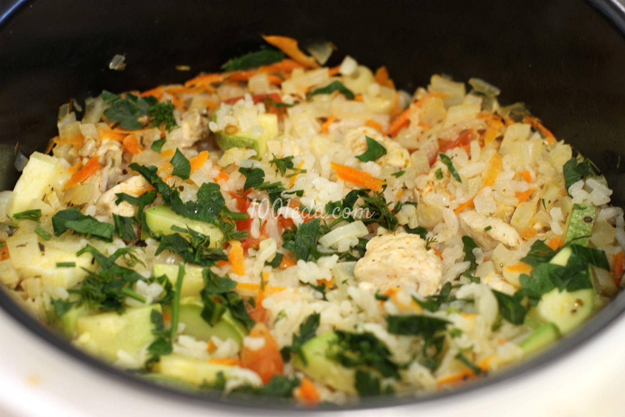 Пропаренный рис с овощами рецепт пошагово