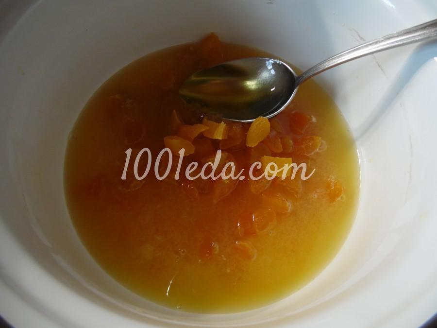 Рисовая молочная каша с апельсиново-медовым соусом: рецепт с пошаговым фото - Шаг №3